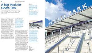 Arup Design Yearbook 2006: Wembley