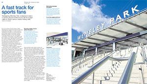 Arup Design Yearbook 2006: Wembley